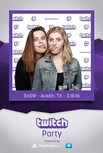 2016 Twitch Party at SXSW
