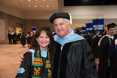 The 2016 Westfield State University Undergraduate Commencement ceremony, at the Mass Mutual Center in Springfield, MA
