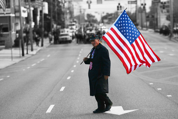 2016 Veterans Day Parade, High Point, NC 13 November 2016