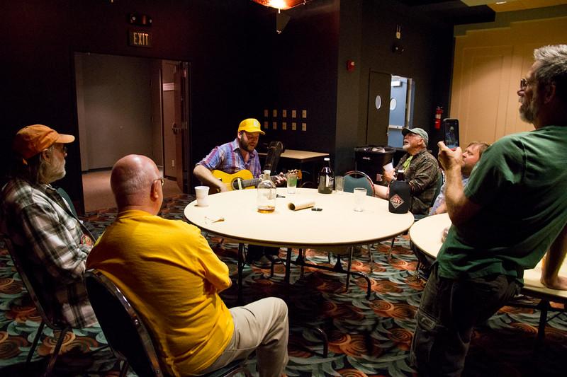 Bart Budwig & Hot BBQ<br /> 2016 Yakima Folklife Festival<br /> Franklin Park, Yakima
