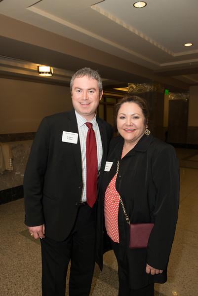 Clerk & Master Maria Salas' reception 2016