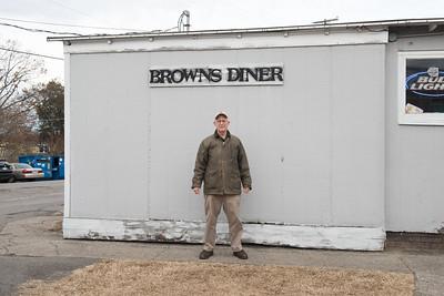 Brown's Diner 2016