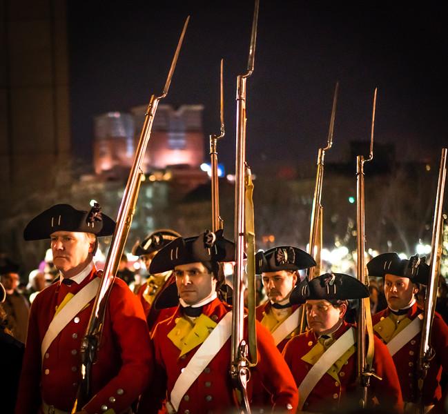 2016-03   Boston Massacre Reenactment