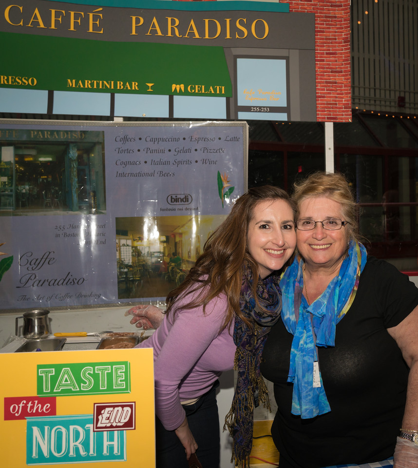 Caffe Paradio - Katia and Adrianna