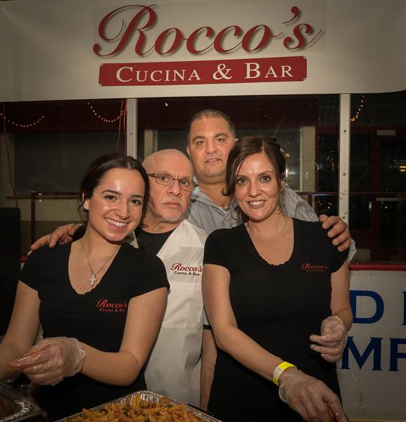 Roccos Cucina & Bar - Rachael, Rosia, Rocco and Angelo