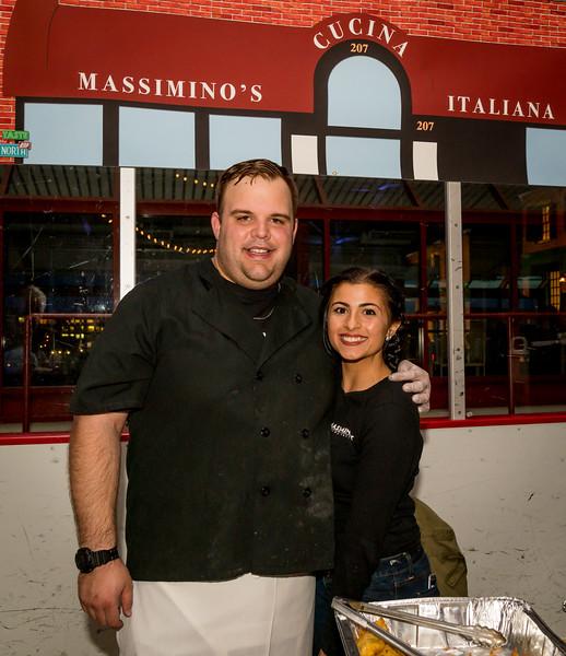 Massiminos - Bianca and Joe