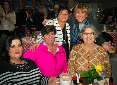 TONE supporters - Olivia, Traci, Laurie, Maria and Patricia