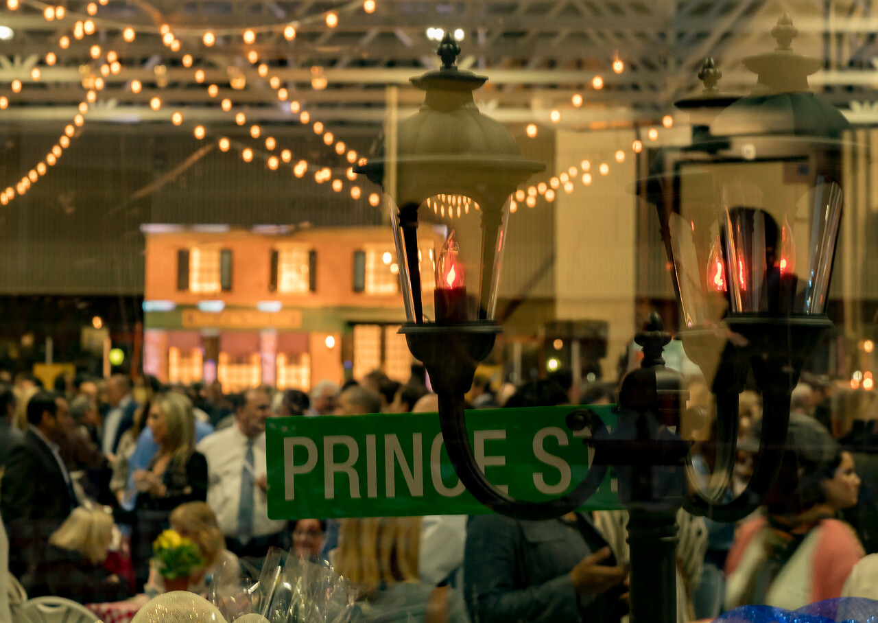 Prince Street at Taste of the North End