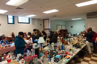 Flea Market to benefit St. Francis House