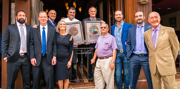 DePasquale Ventures Management Team with the AAHS Five Star Diamond Awards