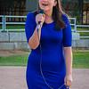 NEMPAC Singer for the National Anthem