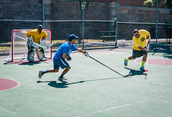 2nd Annual North End Street Hockey Tournament