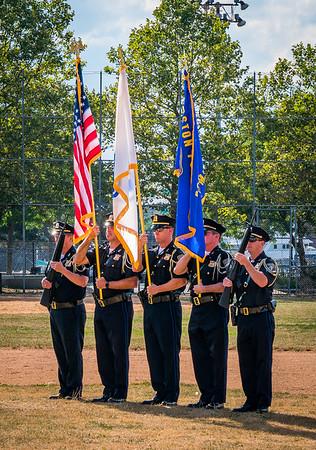 Boston Police Honor Guard