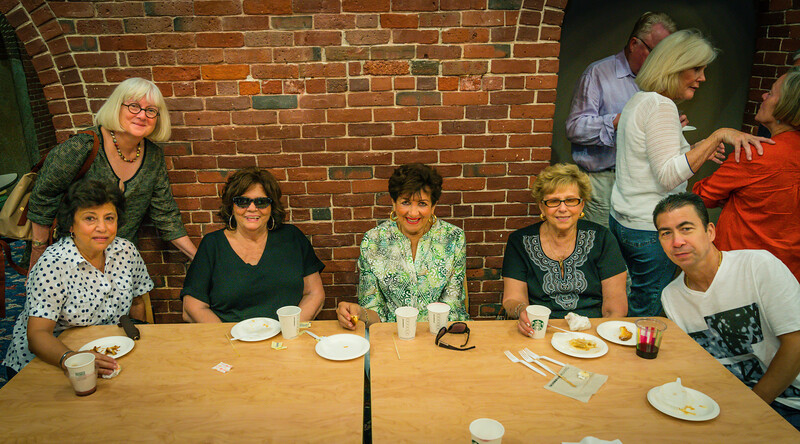 North Enders come out to the NEWRA Summer Party