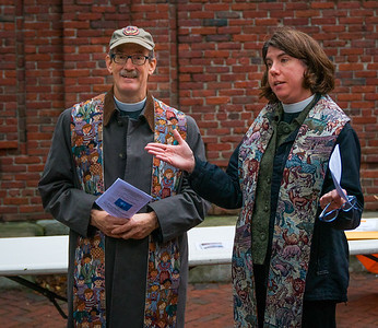 From Old North Church, Rev. Steve Ayres and Rev. Ellie Terry