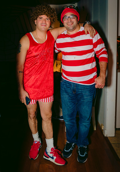 Richard Simmons and Where's Waldo