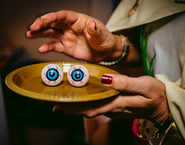 Lucia's Eyes
