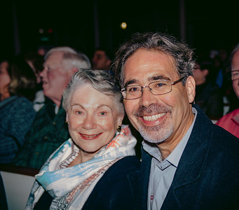 Leaders of the North End Historical Society, Phyllis Vitti and James Pasto