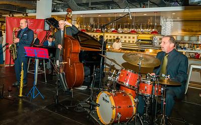 Jazz performance at italianissimo! 2016