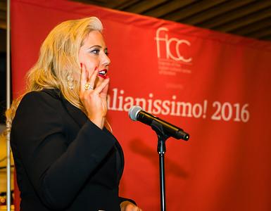 Susan Angelastro, Chair of italianissimo! 2016