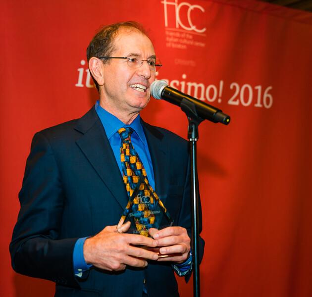 Silvio Micali, MIT Professor and recipient of the 2016 Thomas M. Menino Award