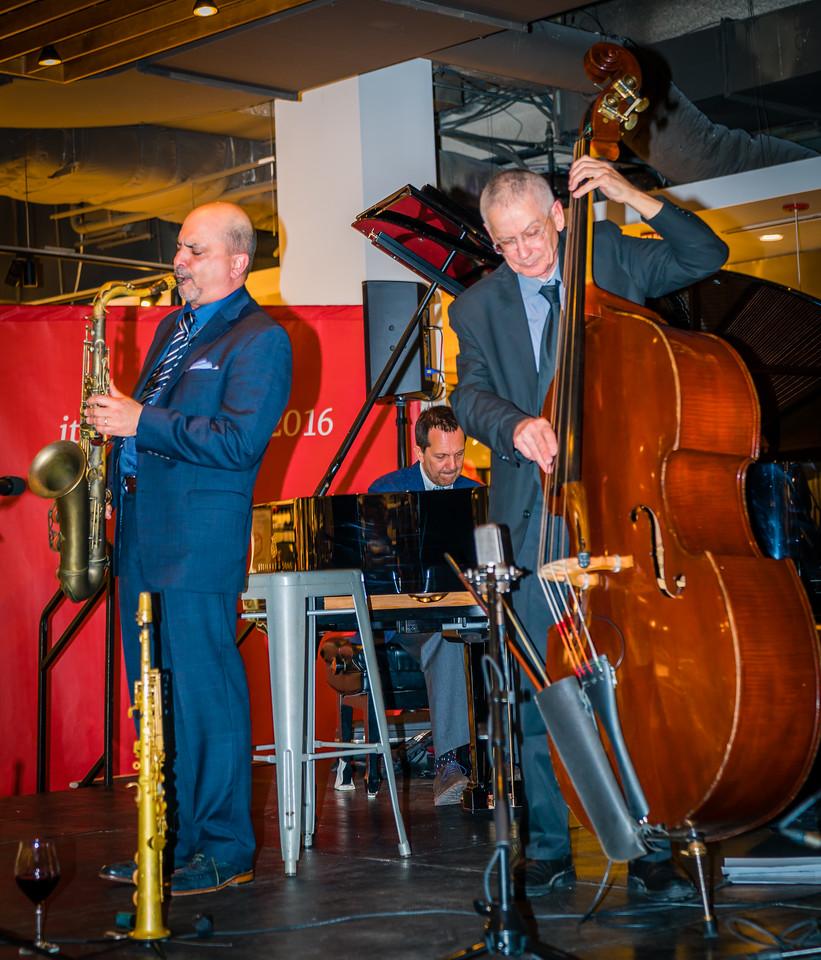 Berklee School of Music Jazz Trio
