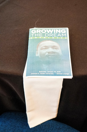 2016 Growing The Dream Charlotte MLK Luncheon @ JCSU 1-16-16 by Jon Strayhorn