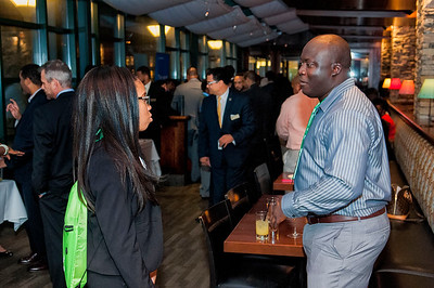 NSBE - PDC Welcome & EPIC Networking Event @ Mimosa Grill 9-30-16 by Jon Strayhorn