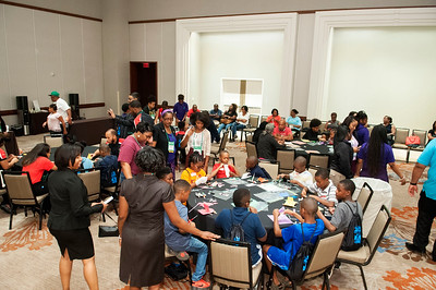 NSBE Professional Community Impact - Project Celebration of NSBE Torch Month 10-1-16 by Jon Strayhorn