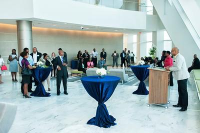 NSBE - VIP Cocktail Reception Energy Summit Kickoff @ Duke Energy Tower 9-29-16 by Jon Strayhorn