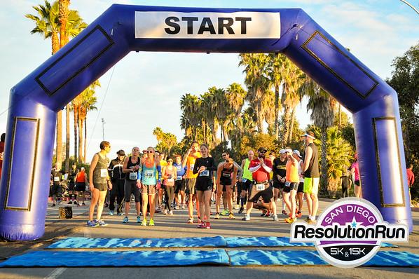 2016 Resolution Run Start
