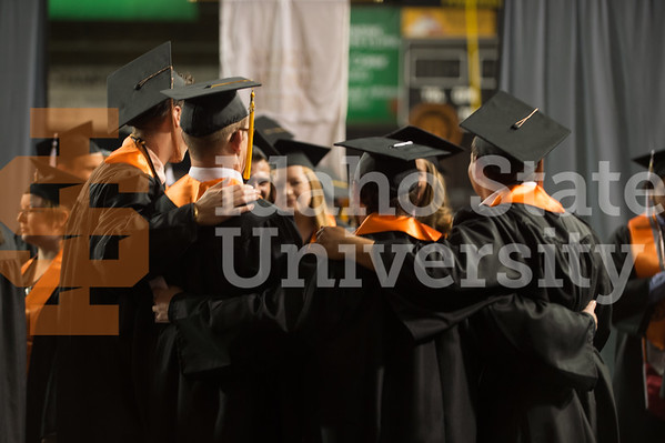 2016 Commencement Ceremony Holt Arena