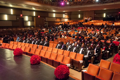 52nd Debutante Cotillion Sponsored by Charlotte Alumnae Chapter of Delta Sigma Theta Sorority Inc @ The Knight Theater 3-26-16 by Jon Strayhorn