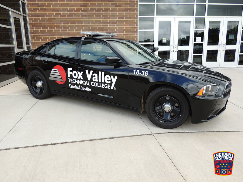 Public Safety Day was held at the Fox Valley Technical College Public Safety Training Center in Appleton, Wisconsin on Saturday, August 13, 2016. Photo by Asher Heimermann/Incident Response.