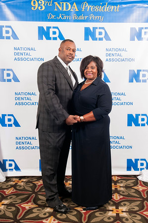 93rd National Dental Association Presidential Inauguration Program @ The Omni 11-19-16 by Jon Strayhorn