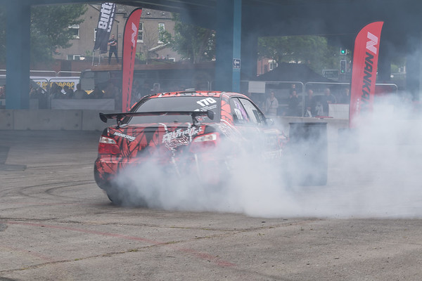 Action Arena - Coventry Motofest 2016