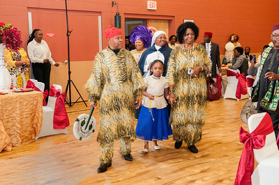 Alisha & T.C.'s Nigerian Traditional Wedding @ The Parish Life Center 11-12-16 by Jon Strayhorn