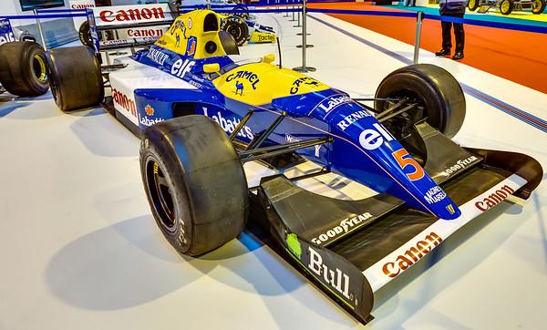 Autosport International 2016