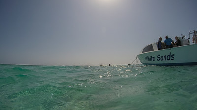 White Sands Dive Boat