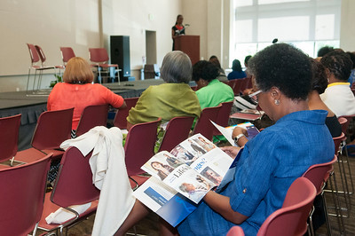 The Black Women's Agenda, INC @ AARP Host Because We Care Tour @ Friendship Missionary Baptist Church 9-24-16 by Jon Strayhorn