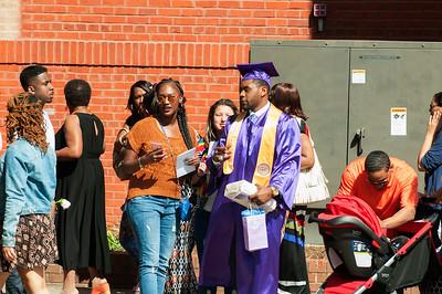 Brandon Santiago Graduation @ ECU 5-7-16 by Jon Strayhorn