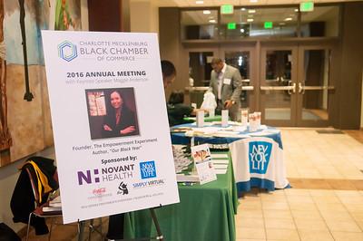 Charlotte Mecklenburg Black Chamber Annual Meeting @ Friendship Baptist Church 12-1-16 by Jon Strayhorn