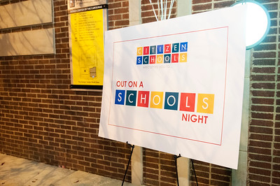 Citizen Schools - Out On A School Night @ The Design Center Atrium 3-10-16 by Jon Strayhorn