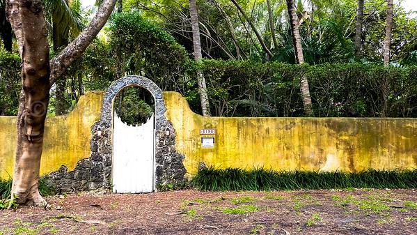 Doors of Coconut Grove