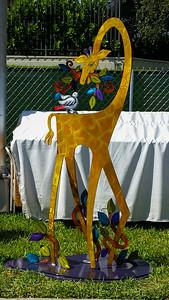 A Spectacular Giraffe