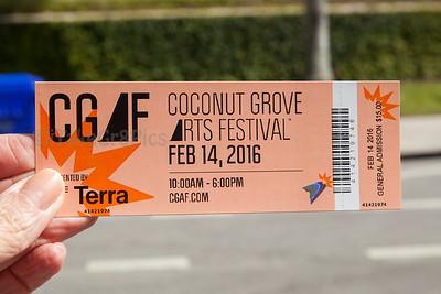 Coconut Grove Arts Fest 2016