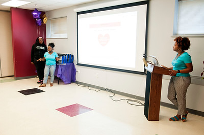 Coding For Girls - Urban League of Central Carolinas Camp Ceremony 6-24-16 by Jon Strayhorn