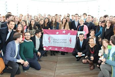 College of Europe Visit to International Geneva