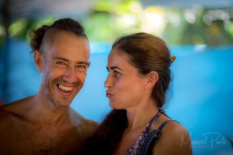 Fabrice et Sophie