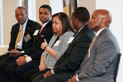 Ernst & Young Black History Month Executive Roundtable @ EY 2-12-16 by Jon Strayhorn